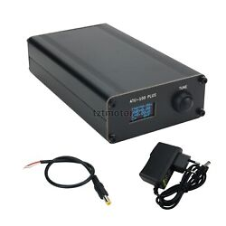 Atu-100plus Upgraded 100w Open-source Shortwave Automatic Antenna Tuner +charger