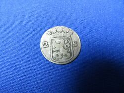 1755 Silver Early American Colonial Coin Before Us Minted Coins Free Shipping