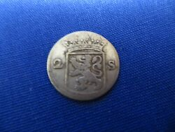 1754 Silver Early American Colonial Coin Before Us Minted Coins Free Shipping