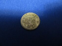 1772 Silver Early American Colonial Coin Before Us Minted Coins Free Shipping