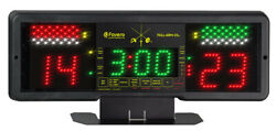 New Favero 05 Foil Epee Sabre Fie Fencing Scoring Machine W. Remote+power Supply