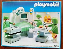 Playmobil 3459 Operating Theatre Vintage ©1992 New In Box Made In Malta