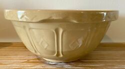 Vintage Mason Cash And Co. Church Gresley Large Mixing Bowl Made In England.
