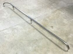 Marine Boat Stainless Steel Curved Hand Grab Rail Railing 61