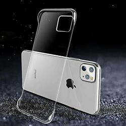 Twotry Compatible For Iphone 12 Pro Max Case Ultra Thin Frameless Clear Hard ...