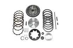 Clutch Drum Kit With Tapered Shaft For Harley Softail Touring Bagger