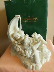 Snowbabies Somewhere In Dreamland 1993 Gold Tag Special Edition Department 56