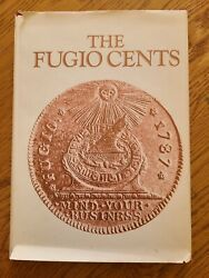 The Fugio Cents By Alan Kessler 1976