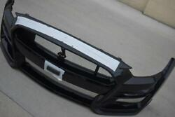 Oem 2019-2021 Ford Mustang Shelby Gt500 Front Bumper Cover Fascia Assembly Black