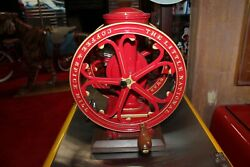 Early 1900s Elgin Vintage The Little National Coffee And Spice Grinder Mill