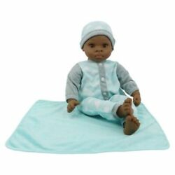 Small Wonder By Madame Alexander Sweet And Happy Baby Boy Aa 18 Doll Blue Pj's