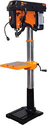 4227t 17-inch Variable Speed Drill Press Bench Top Wood Or Metal Standing