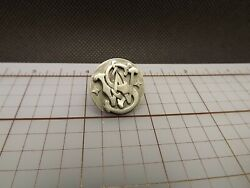 Smith And Wesson Firearms Logo Quality Made Lapel Hat Pin Pewter Brand New