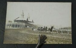 Vintage Rppc Of Churchill Downs, Home Of The Kentucky Derby