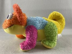 Kohls Cares Chameleon A Color of His Own Leo Lionni Plush Toy 13quot; Stuffed Animal