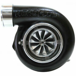 Aeroflow Boosted 6662 .83 Turbo 450-850hp Black Reverse/v-band In/out