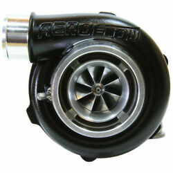 Aeroflow Boosted 5455 .83 Turbo 340-650hp Black Reverse/v-band In/out