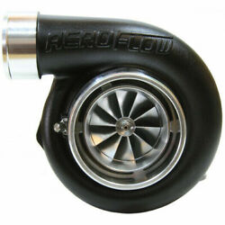 Aeroflow Boosted 6762 .83 Turbo 550-1000hp Black Reverse/v-band In/out