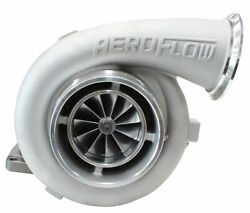Aeroflow Boosted 8077 1.26 Turbo 700-1250hp Natural Cast T6 Twin Entry/v-band