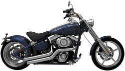 Supertrapp Mean Mothers Exhaust System Side Swipes - Chrome 138-72578