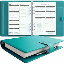 Lux Productivity Pro A5 Planner Best Undated Diary/organizer With Daily Schedule