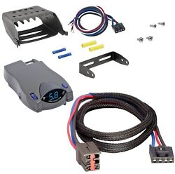 Tekonsha Prodigy P2 Trailer Brake Control For 00-08 Ford E-450 W/ Wiring Adapter