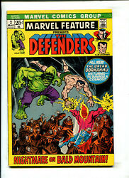 Marvel Feature 2 - The Defenders Fisherman Collection 6.5 1972