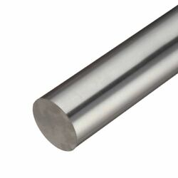 316 Stainless Steel Round Rod, 4.500 4-1/2 Inch X 14.5 Inches