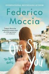 One Step To You By Federico Moccia English Paperback Book Free Shipping