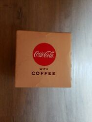 New Coke Coca-cola With Coffee Vanilla 4 Pack New Hard To Find 48oz Total