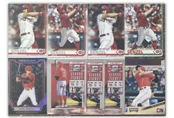 2019 Topps And Chronicles Rc Lot Of 9 Nick Senzel W Andrsquord /25 And /99 Parallels