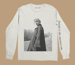 New Taylor Swift Shirt Limited Edition Forever Is The Sweetest Con Size Xl Rare