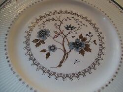 Vintage Royal Doulton Old Colony Dinner Plate England T.c.1005 Retired Pattern
