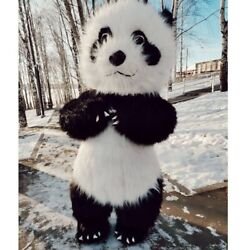 Panda Inflatable Mascot For Advertising For Adult Mascotte Costumes Adult Tall