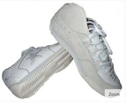Star Fighter Hi Top Padded Fencing Shoes Sneakers Boots For Foil Epee Sabre