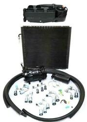 Gearhead Mini Air Conditioning Ac Heat Defrost Kit + Fittings Hoses Compressor