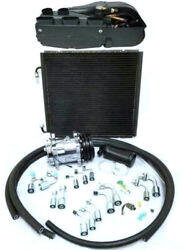 Gearhead Compac Air Conditioning Ac Heat Defrost Kit + Fittings Compressor Hoses