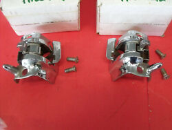 61 62 63 64 Gm Left And Right Convertible Top Latches 62 63 Nova 61 64 Cadillac