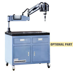 M6-m30 Electric Tapping Machine 1200mm Vertical Long Arm 1200w Threading Machine