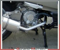 Complete Exhaust Gpr Maxy 4road Catalyzed Kymco Xciting 250 2005 2006