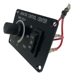 Markdown Marine Boat Aerator Livewell Timer Switch Panel Adjustable Auto 12v 5a