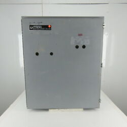 36 X 30 X 6 Electrical Enclosure W/ Back Plate