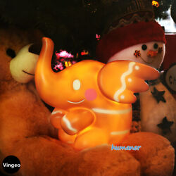 Unbox Christmas Gingerbread Led Elfie Cute Character Figure Model Limited Toy