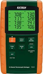 Extech Tm500 Contact Thermometers