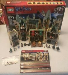 Lego Harry Potter 4842 Hogwarts Castle 100 Complete W/box And Instructions
