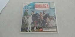 1960and039s Bonanza Gaf View-master Sealed B471 New In Package Sealed L@@k Shelf L4