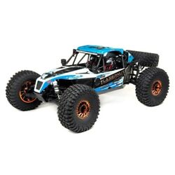 Losi 1/10 Lasernut U4 4wd Brushless Rtr With Smart Esc Blue - Los03028t1