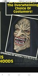 Be Something Studios Mask 1991 Wicked Witch Not Don Post Zagone Distortions Unl