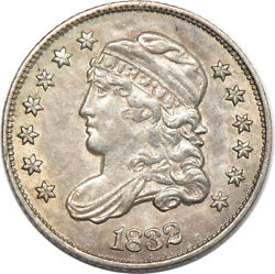 1832 Capped Bust Half Dime, About Uncirculated, 5c C00053889