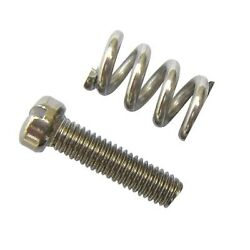 Genuine Stromberg Throttle Stop Screw And Spring 97 Ford Flathead V8 Rat Hot Rod